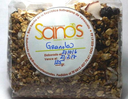 catering de granola