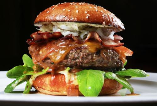 catering de hamburguesas gourmet