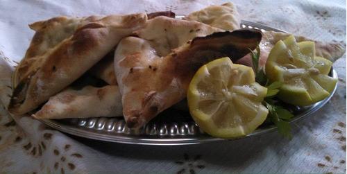 catering de shawarma, fatay  y pan arabe