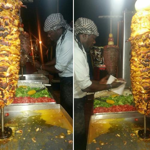 catering de shawarma# mali# catering de tacos mexicanos!!