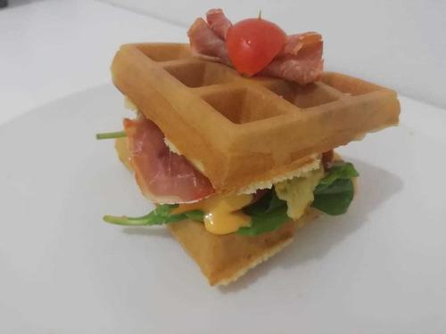 catering de waffles