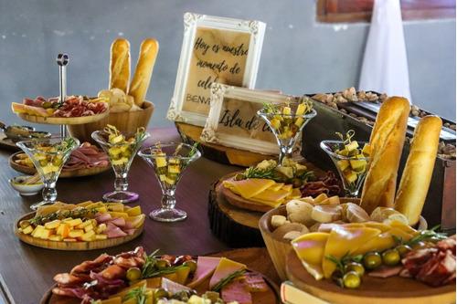 catering, eventos servicio