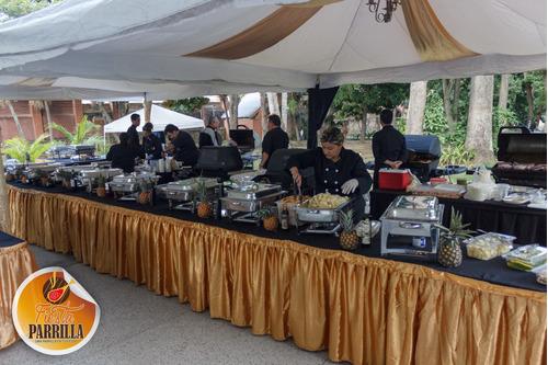 catering fiesta servicio