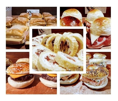 catering gourmet lunch - promo 20-40-60 pers. - finger food