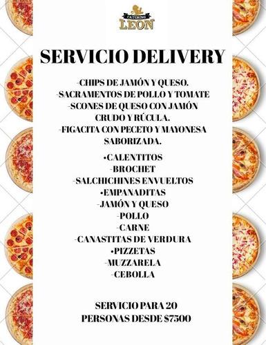 catering leon el mejor servicio llevado donde lo necesites!!