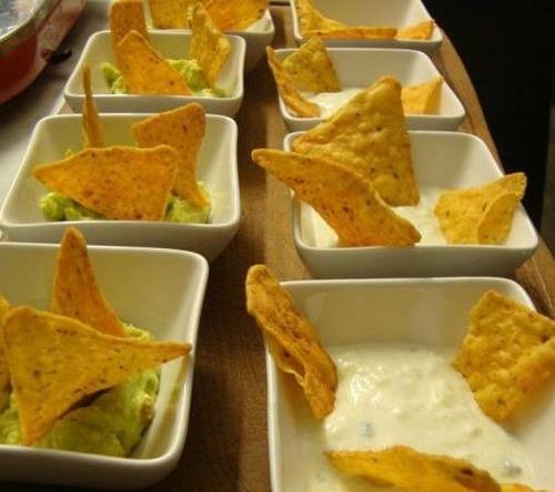 catering mexicano. entradas, tacos, postres.