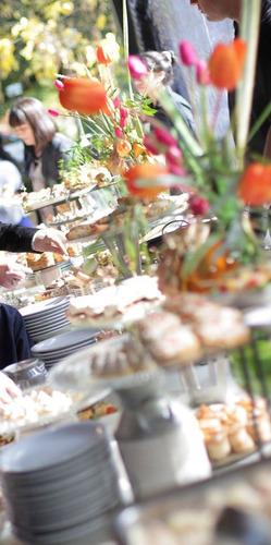 catering & organización de eventos.