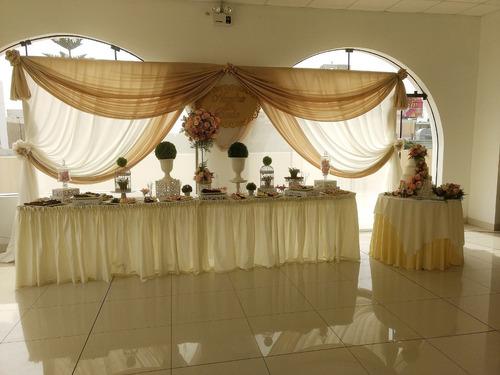 catering para bodas en lima, clásicas, campestre o rusticas