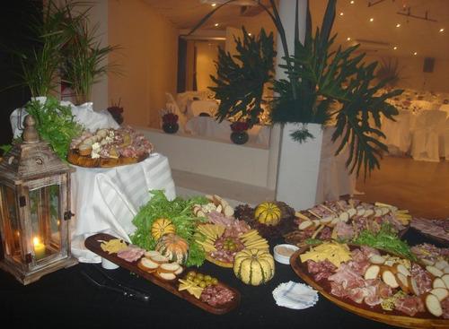 catering para eventos sociales y empresariales