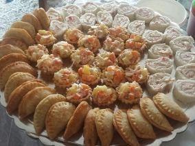 catering, pasapalos, dulces, postres, mesoneros