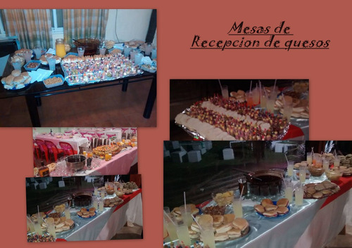 catering & pizza party romat  la plata todo tipo de eventos!