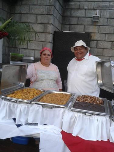 catering service y parrilladas