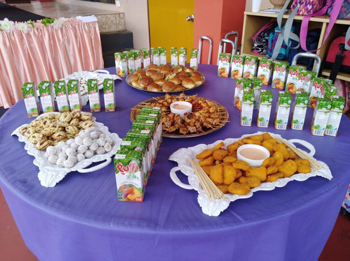 catering y caja china