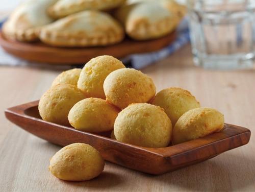 catering y delivery de chipas (pan de queso)