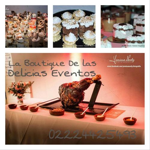 catering y organizacion gral de eventos