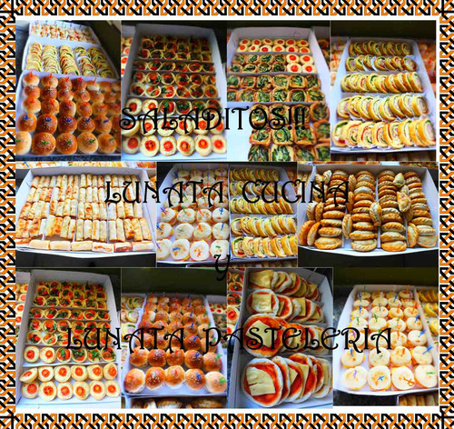 catering,lunch salado