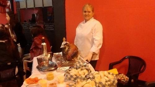 catering,pernil de cerdo,d ternera,empanadas,el mejor pernil