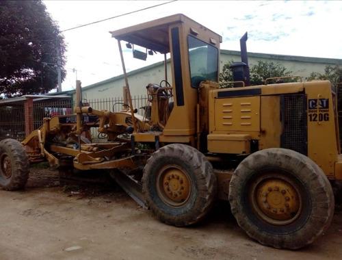 caterpillar 120g  1984
