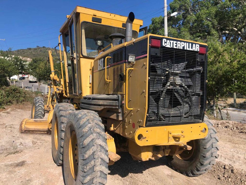 caterpillar 120h motoconformadora