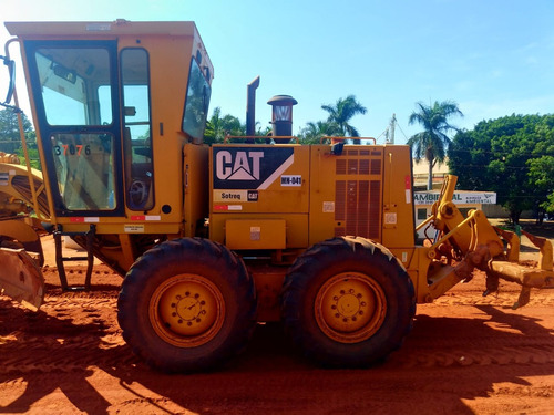 caterpillar 140h ano 2008 8.900hs