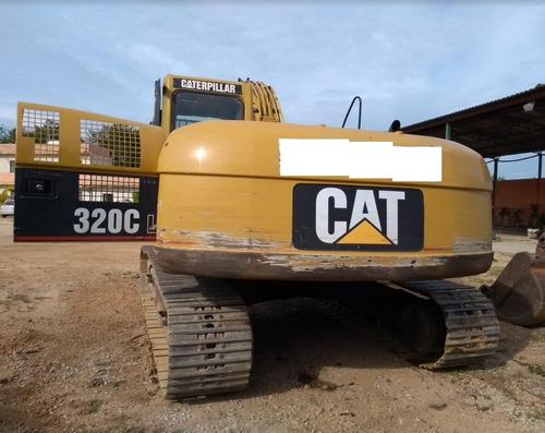 caterpillar 320cl escavadeira ano: 2002