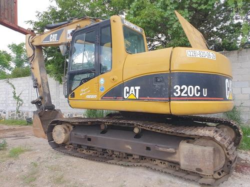 caterpillar 320cu