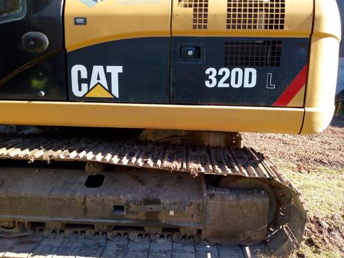 caterpillar 320l 7000hs