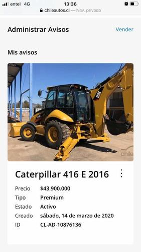caterpillar 416 e