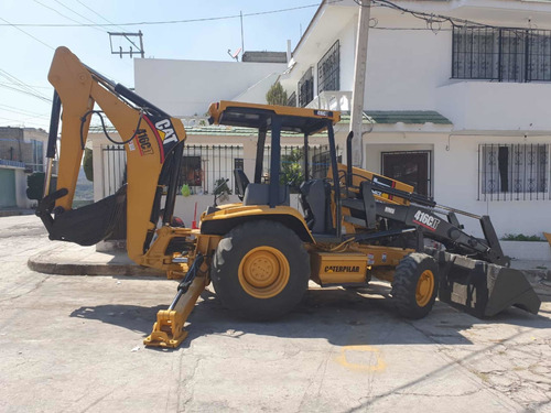 caterpillar 416c 4x4