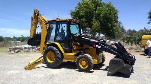 caterpillar 430d 4x4