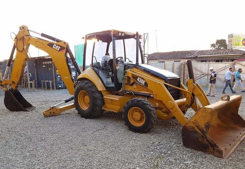 caterpillar 430e  mod 2013 4x4