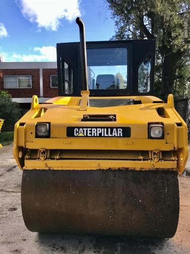 caterpillar 534 d compactador doble liso
