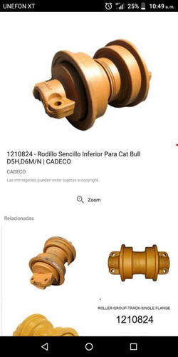 caterpillar 935c, d5h, d6m, d6n