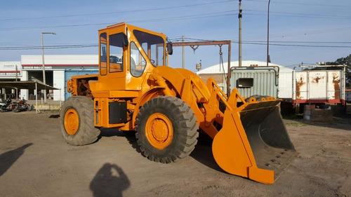 caterpillar 966  pala cargadora frontal - zacco camiones