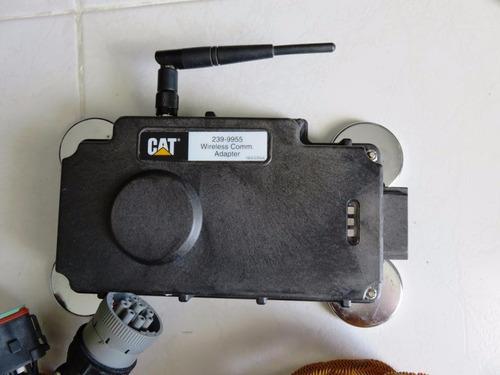 caterpillar adaptador - scanner inalambrico pn,239-9955