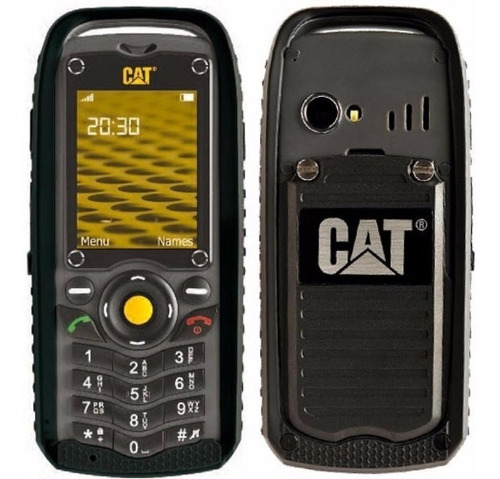 caterpillar b25, cámara, radio,2 chip, homologados novicompu
