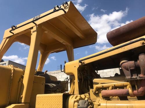 caterpillar bulldozer tractor d9h 1982
