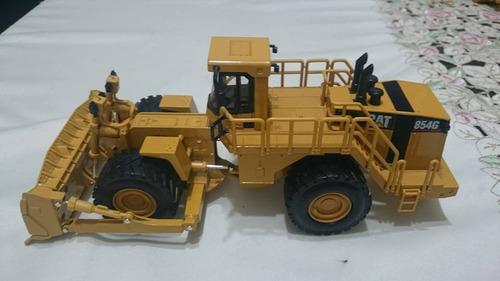 caterpillar cargador frontal 854g norscot 1/50