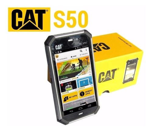 caterpillar cat s50