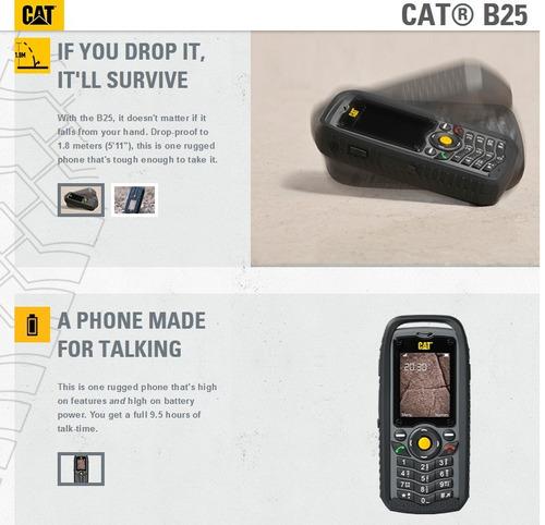 caterpillar cel celular