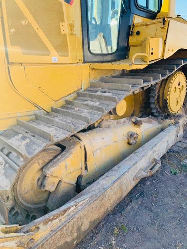 caterpillar d6t bulldozer topador frontal