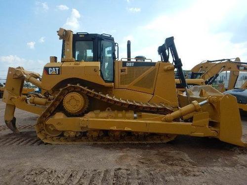 caterpillar d8t 2012 ripper importado 6400 horas