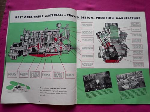 caterpillar diesel marine engines motores marinos diesel