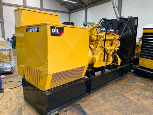 caterpillar gas 3406 generador planta eléctrica 237 kva