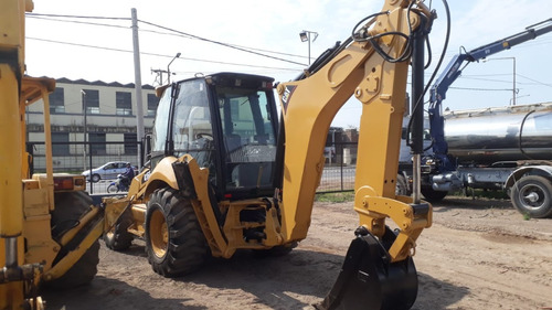 caterpillar pala retro 416 e 4x4 excavadora -financio-zacco-