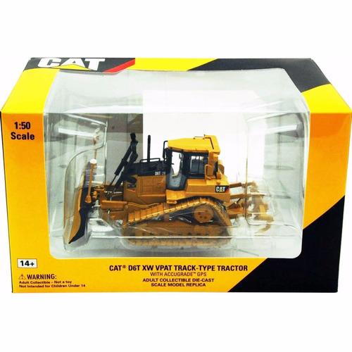 caterpillar trator esteira d6t xw - norscot - 55197
