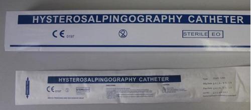 cateter para histerosalpingografía