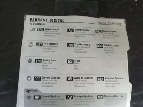 cateye padrone digital
