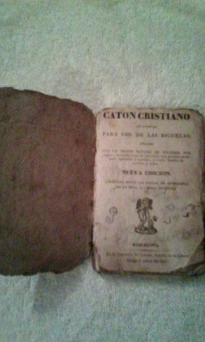 catón cristiano antiguo