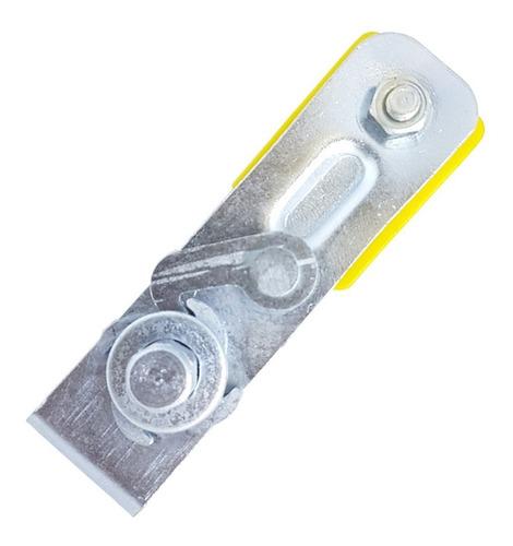 catraca isolada para cerca elétrica - c/20 und.